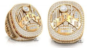 Toronto Raptors 2019 NBA Championship Ring