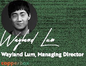 Wayland Managing Director Copperbox